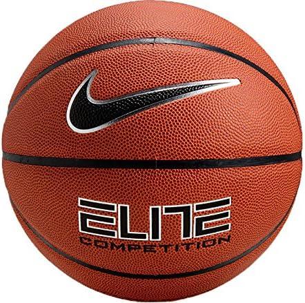 Caballero amable corona El propietario  Nike Elite Competition 8-Panel bb0446 – 801 – Balón de baloncesto (Tamaño  7: Sports & Outdoors - Amazon.com