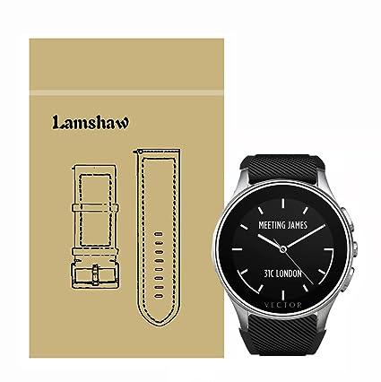 Amazon.com: Lamshaw Smartwatch Bands for Vector Watch Luna ...