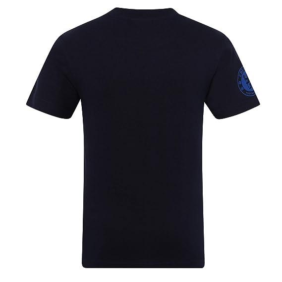 Chelsea FC - Camiseta Oficial Serigrafiada - para niño: Amazon.es ...
