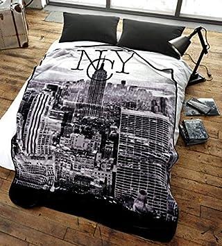 amazon bettw sche new york my blog. Black Bedroom Furniture Sets. Home Design Ideas