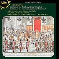 Beethoven: Early Cantatas [Corydon Singers, Corydon Orchestra, Matthew Best] [Hyperion: CDH55479]