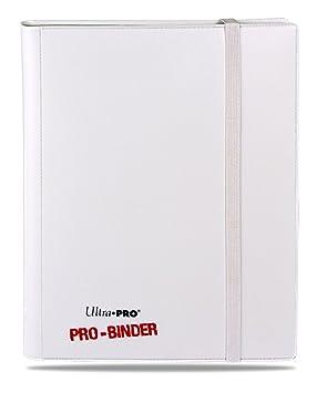 Ultra Pro Pro-Binder Todos C6 - Juego de Cartas (Blanco ...