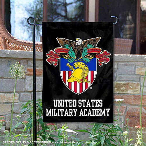 Army Black Knights Garden Flag and Yard Banner