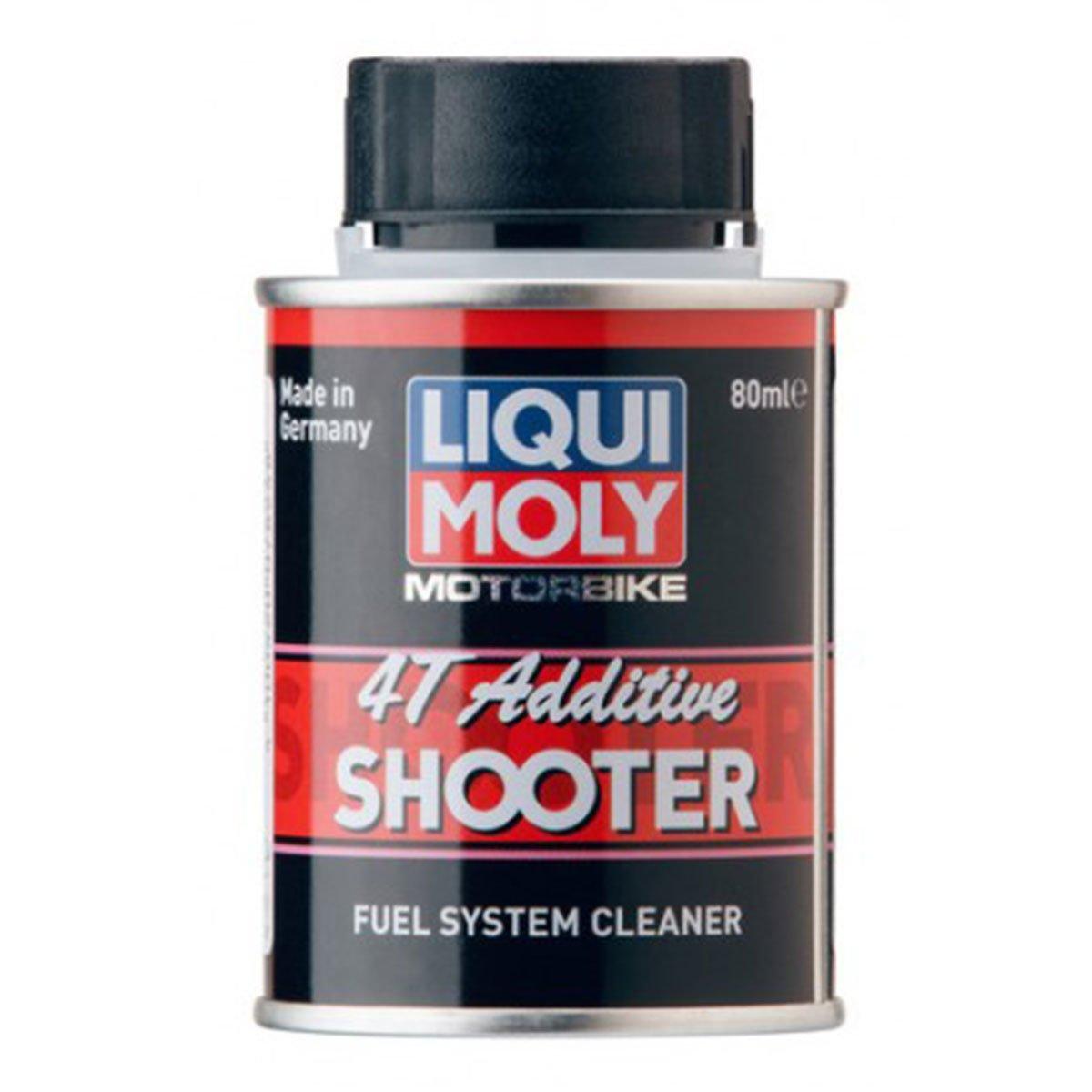 Liqui Moly Motorbike 4T-Additive Shooter 80ML