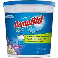 DAMP RID Refillable Moisture Absorber Lavender Vanilla, 300 grams