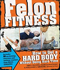 Forget the fancy equipment, friendly trainers, and cushy gym. This is a workout courtesy of the Department of Corrections. With jacked inmates as your motivation, certified trainer Teufel and counselor Kroger have locked down an exercise regi...