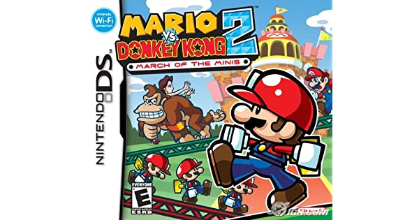 Mario VS. Donkey Kong 2: Amazon.es: Videojuegos