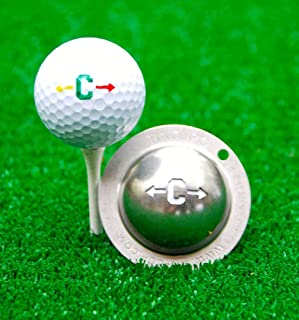 product image for Tin Cup Alpha Players Cup C Golf Ball Stencil