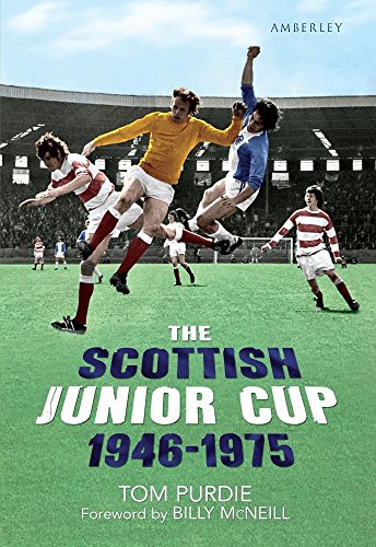 The Scottish Junior Cup from 1946-1975