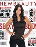 NEW BEAUTY Magazine Fall - Winter 2011: Courteney Cox (Volume 7 Issue 4)