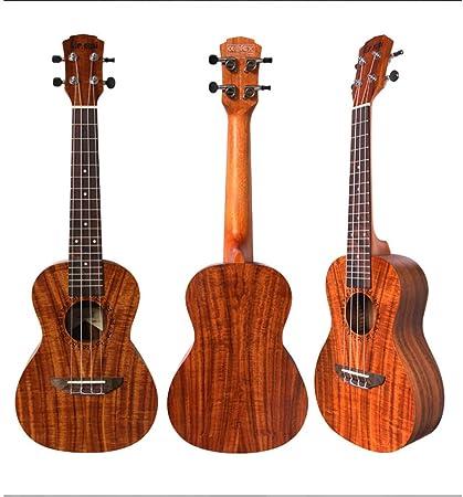 C Tipo Ukelele de 23 Pulgadas Acacia Madera Guitarra pequeña ...