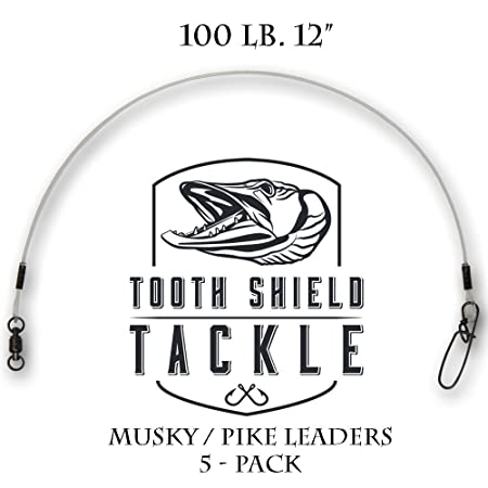 The 8 best leaders for muskie fishing