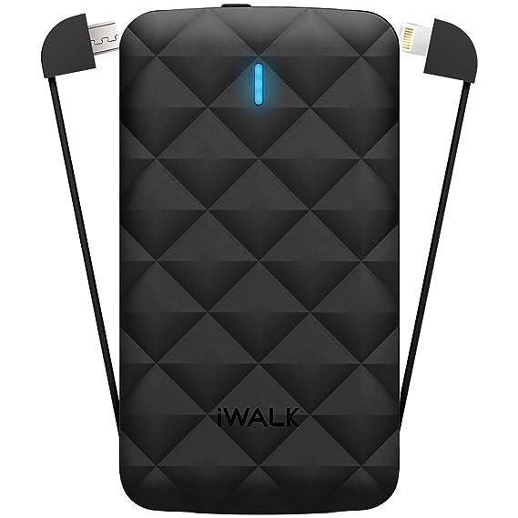 Amazon.com: iWALK Duo universal 3000 mAh Rechargeable ...