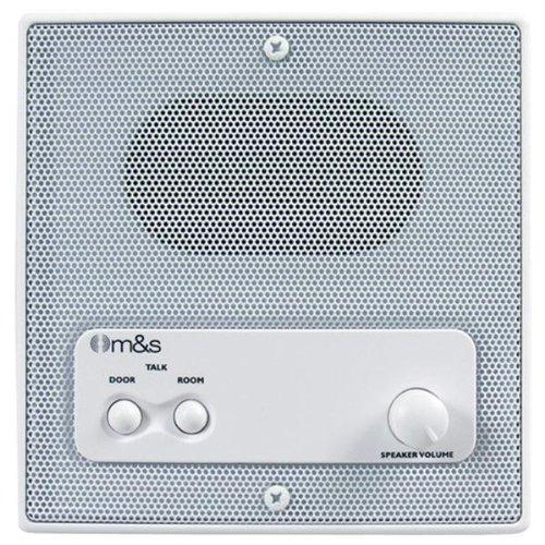 Indoor Intercom (5'' Indoor Intercom Speakers - M&S SYSTEMS)