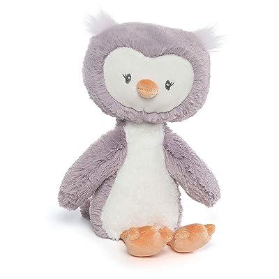 "Gund Baby Toothpick Owl Stuffed Animal Plush Toy, Purple, 16"": Gund: Baby"