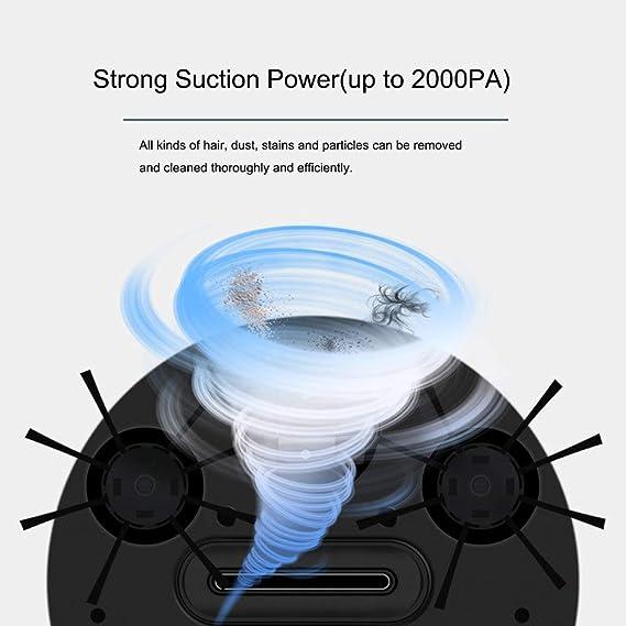 DAETNG Robot Aspirador Automático Premium, 3 en 1 Máquina ...