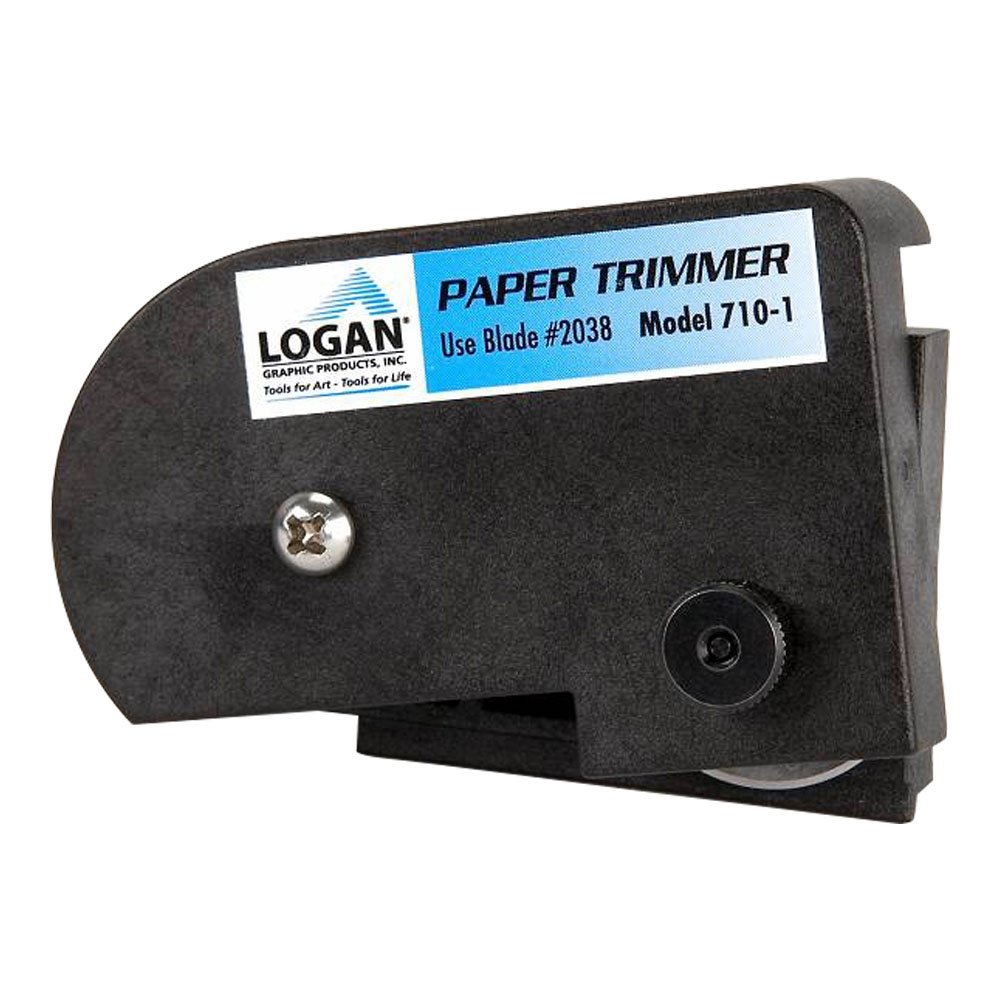 Logan 710-1 Paper Trimmer Black