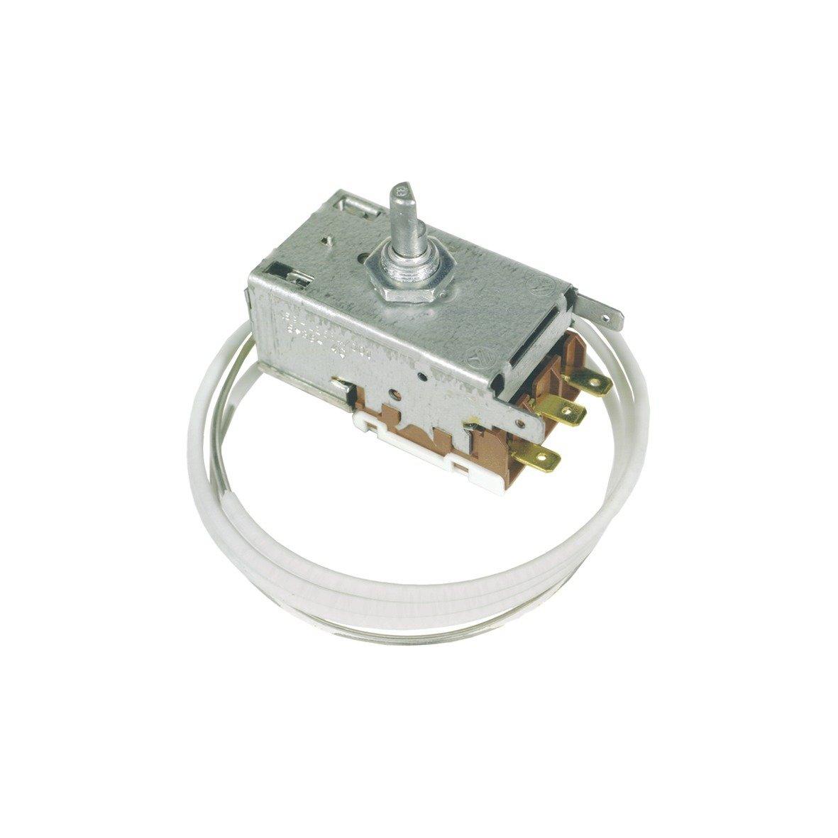 Thermostat K/ühlthermostat K/ühlschrank K/ühl-Gefrierkombination Original Ranco K59-L2629 900mm Kapillarrohr 3x4,8mm AMP passend wie Liebherr 6151803 cu cun k ksds ksdn