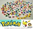 Pokemon Mini Action Figures 72 Pcs Set Pokemon Monster Toys Set by Fozo by Yiwu Fozo Craft Factory