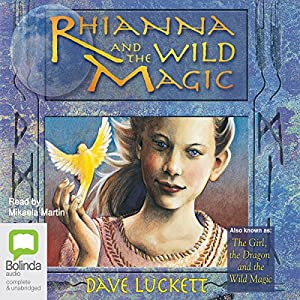 Rhianna and the Wild Magic Audiobook