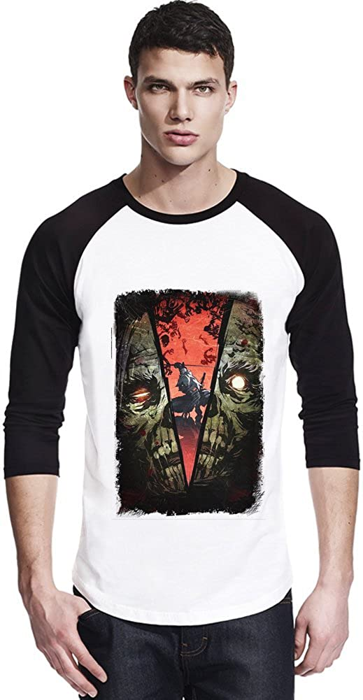 Slick Stuff Yaiba Ninja Gaiden Z Chipped Zombie Camisa ...