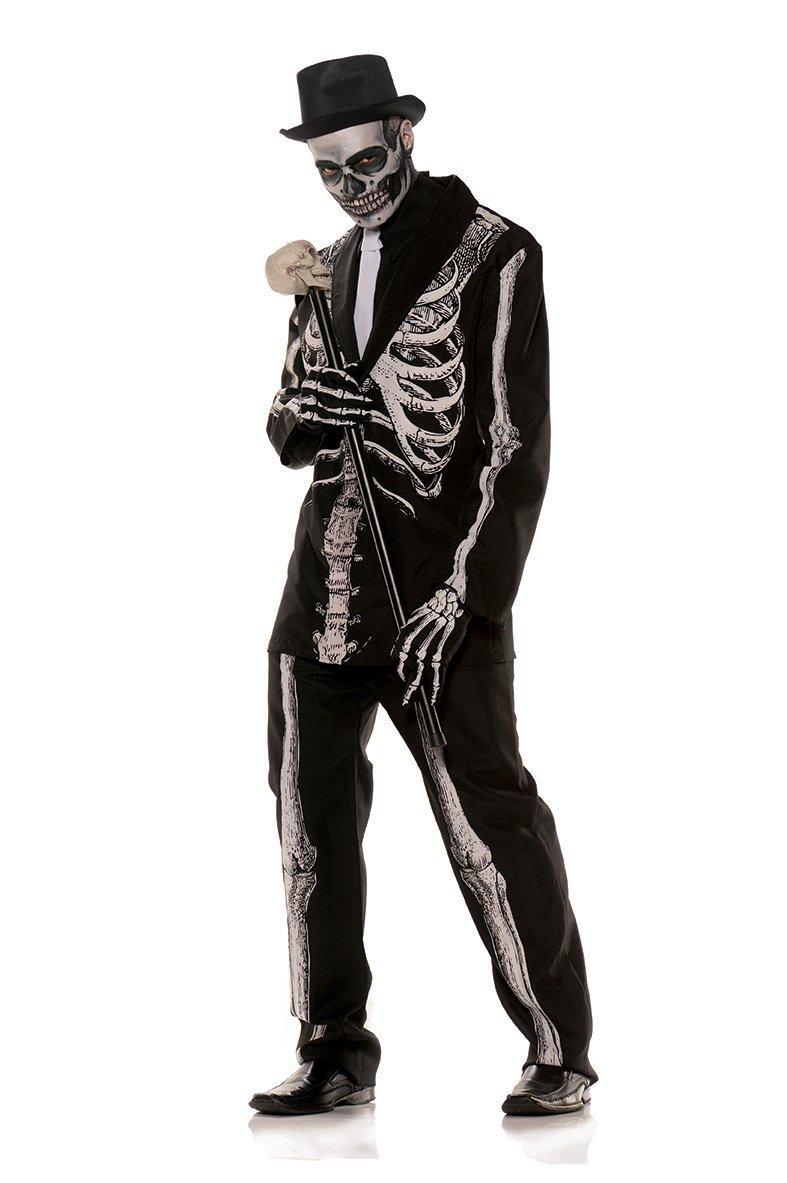 Underwraps Little Boy's Skeleton Suit Costume by Underwraps (Image #4)