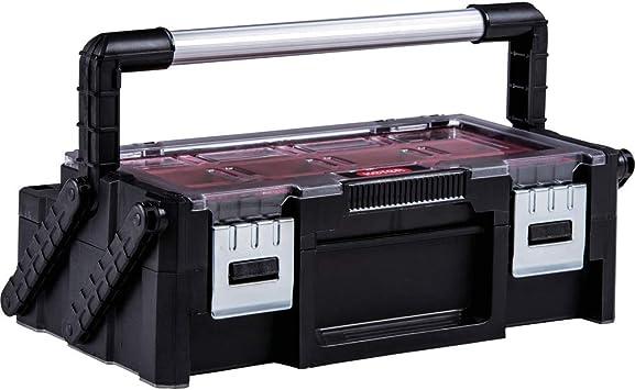Ketec 17186819 Master Pro - Caja de herramientas (46 cm aprox.): Amazon.es: Bricolaje y herramientas