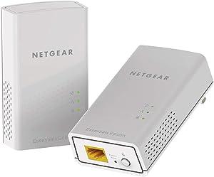 NETGEAR PowerLINE 1000 Mbps, 1 Gigabit Port - Essentials Edition (PL1010-100PAS)