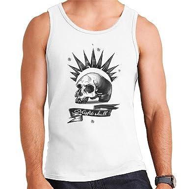 ef35dcda0bb59 Cloud City 7 Life is Strange Misfit Skull Men s Vest  Amazon.co.uk  Clothing