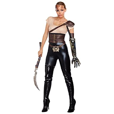 Road Rage Womens Costume-Womens Medium