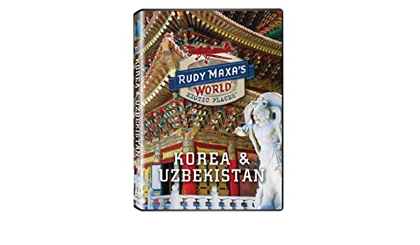 Rudy Maxas World: Korea & Uzbekistan Reino Unido DVD: Amazon.es ...