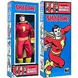 DC Comics Mego Style Boxed 8 Inch Action Figures: Shazam