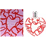 Vera Wang Princess of Hearts Eau de Toilette Spray for Women 50ml