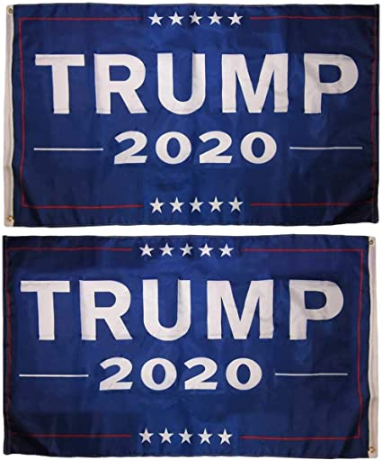 Trump Country Florida 2020 13 oz Banner Heavy-Duty Vinyl Single-Sided with Metal Grommets