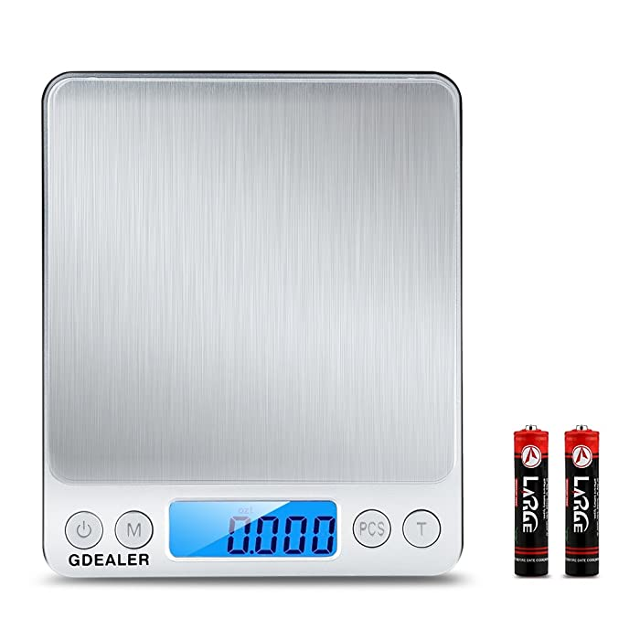 Top 10 Gdealer Ds1 Digital Pocket Kitchen Multifunction Food Scale