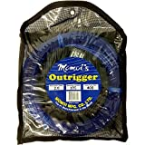 Momoi Outrigger Monofilament Rigging Kit – 400 lbs. Line Test – 100 Yards – Dark Blue For Sale