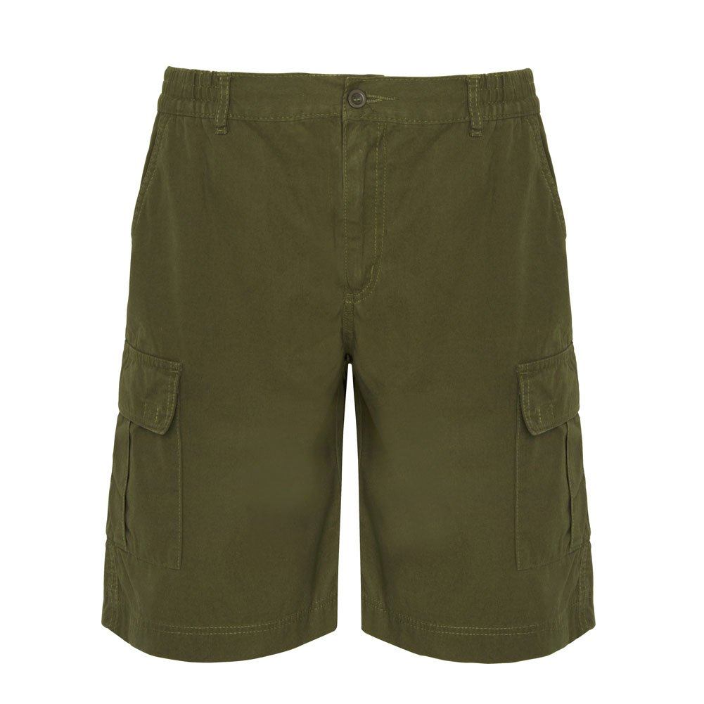 Men's Bermuda Shorts With Side Pockets - Work Utility Leisure - 100% Cotton ImpEx12