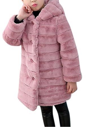 fake faux fur jacket