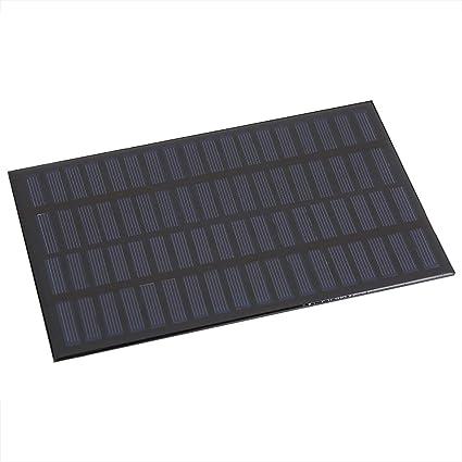 2.5 W 18 V Panel Solar Portátil Módulo de Panel Solar ...