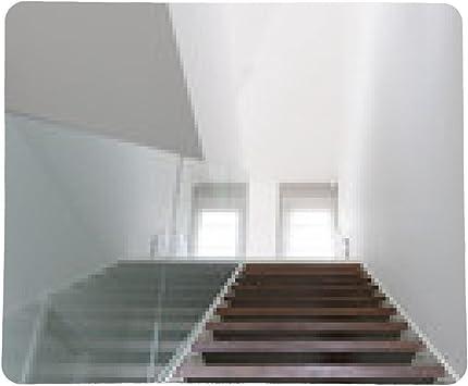 alfombrilla de ratón escalera de madera y barandilla de cristal: Amazon.es: Electrónica