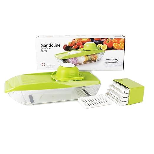 unichart alimentos verduras picadora, licuadora, cortador y ...