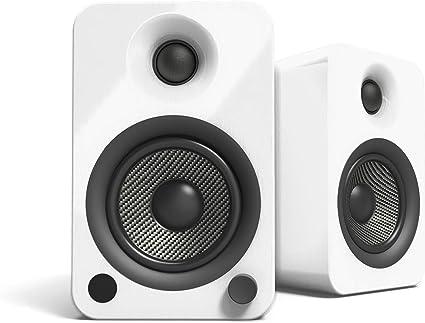 Amazon.com: Kanto YU4 - Altavoces con Bluetooth y ...