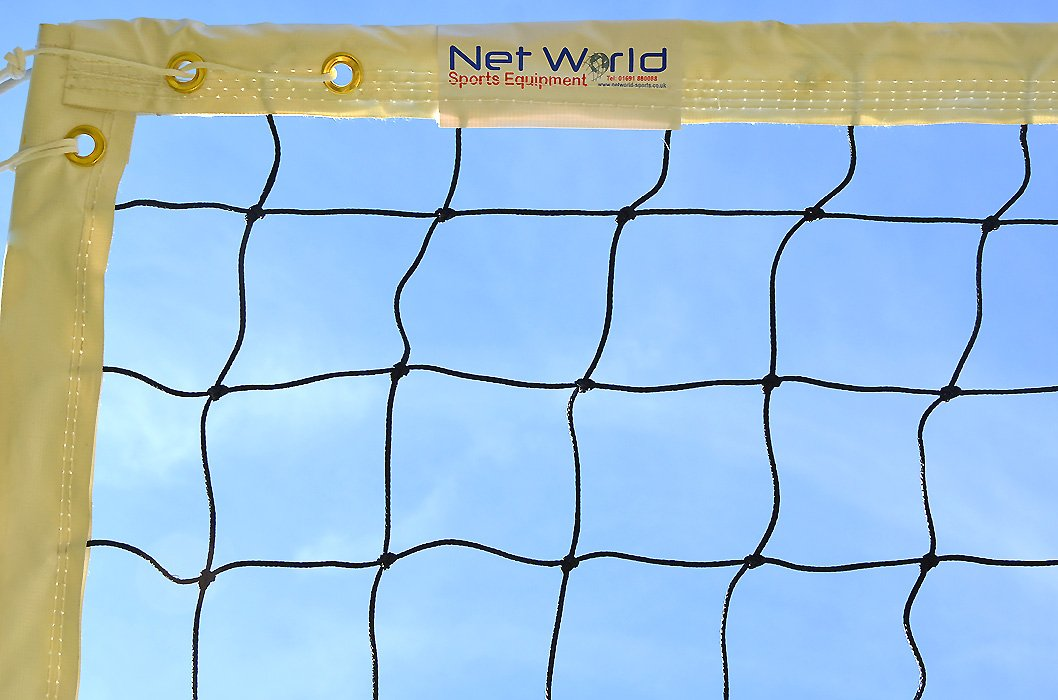 Amazon.com : Professional Olympic Spec 32\' Volleyball Net [5 Year ...