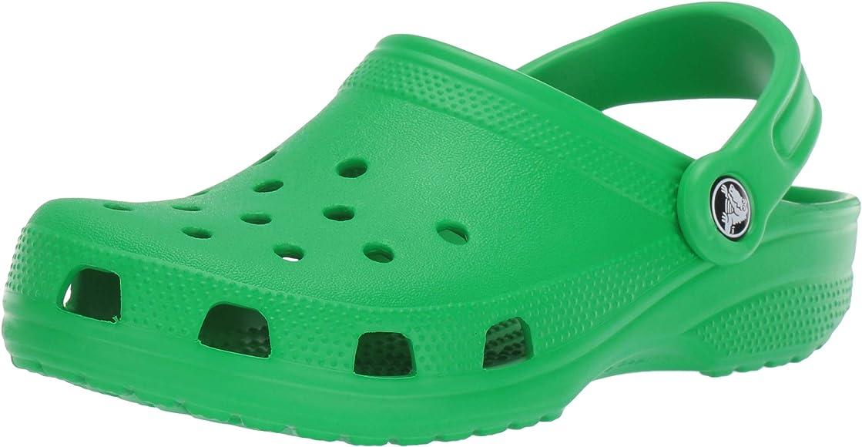 4 M US Men//6 M US Women Lavender Crocs Classic Clog Comfortable Slip On Casual Water Shoe