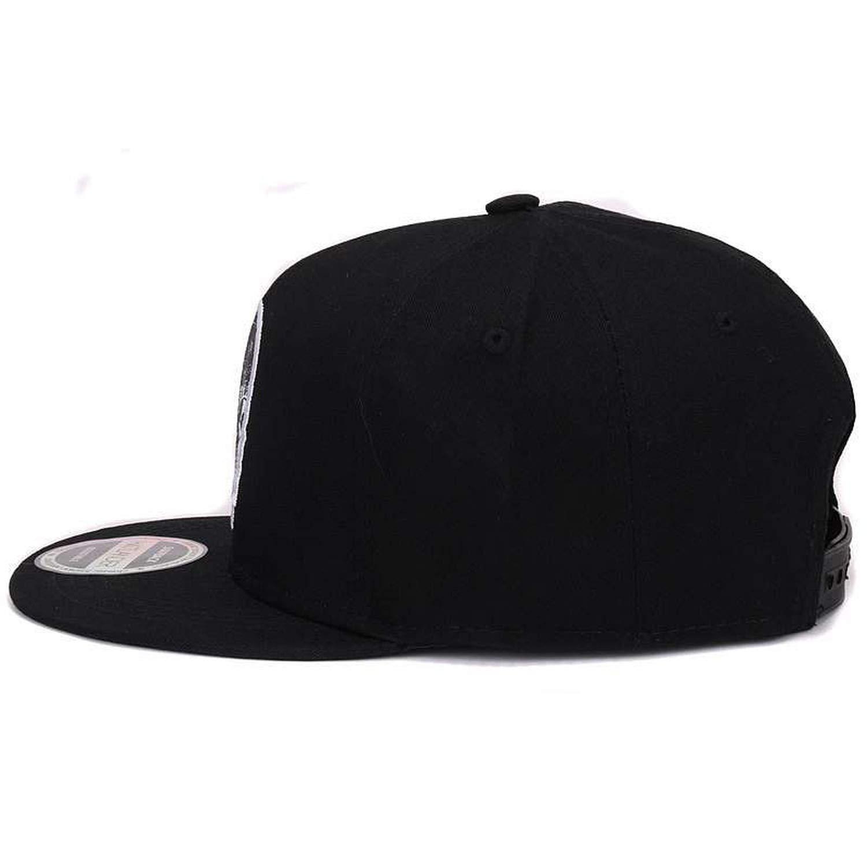 Moktasp Embroidery Skull Baseball caps Hats Hip hop Snapbacks Flat Brim Bones Gorra Sports Snapback caps