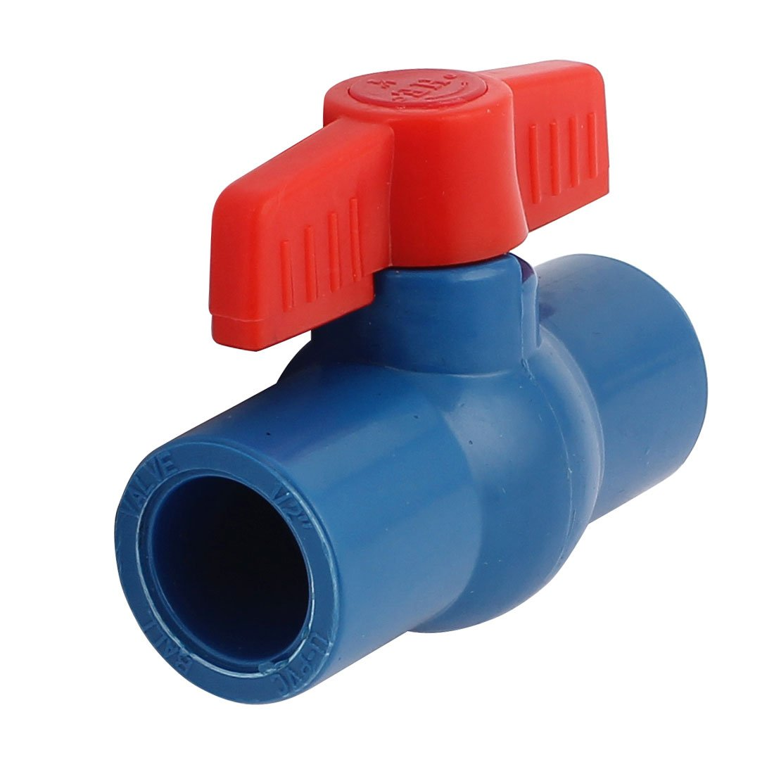 sourcingmap® Water Pipe Rotary Knob Tap Faucet Water Stop Valve 20mm ...