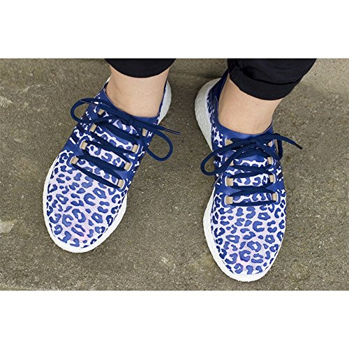 Adidas - Stella Mccartney Pureboost - M20481 - Color: Azul-Azul marino - Size: 36.6