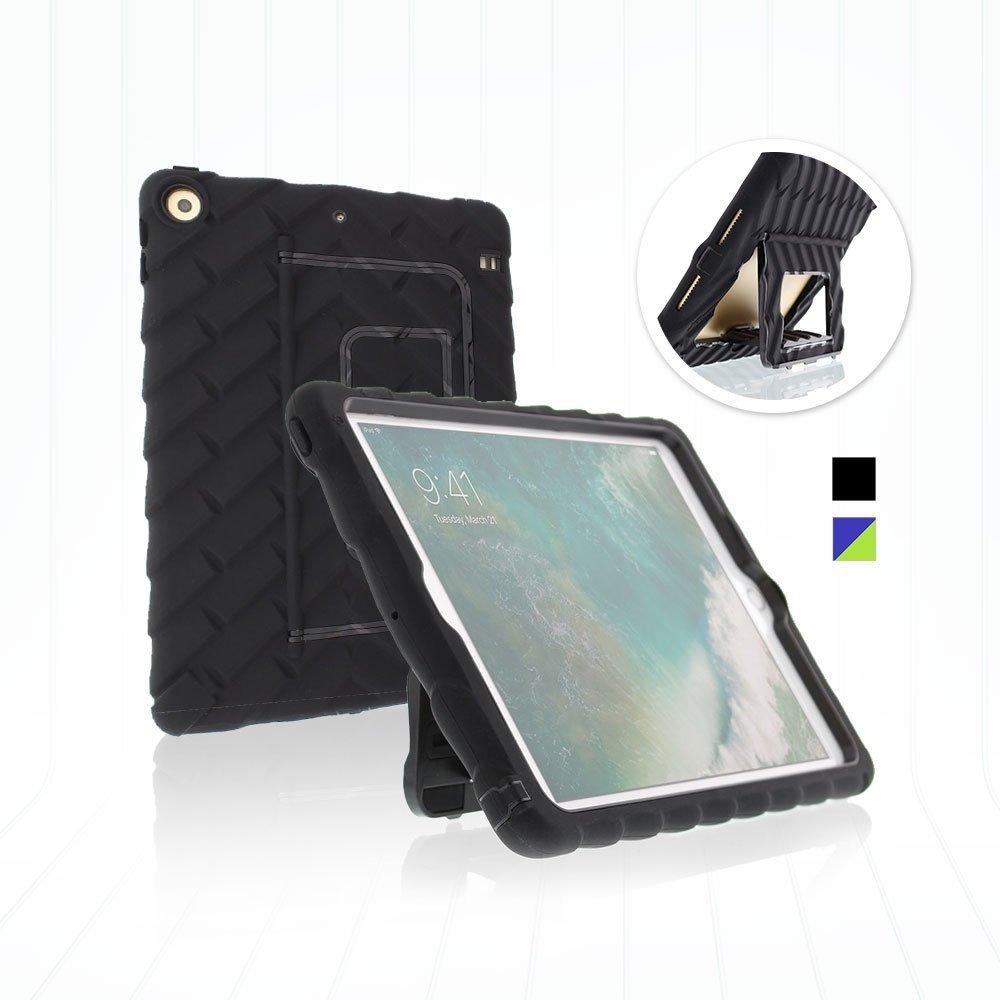 Gumdrop アップルiPad 9.7インチ用 -Hideaway ブラック GS-IPAD97-BLK_BLK  ブラック B071W9CFDG