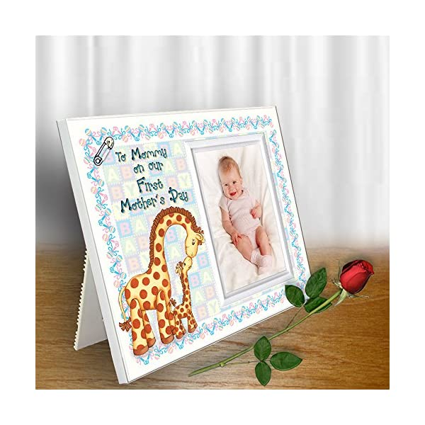 """First Mother\'s Day Picture Frame Gift 