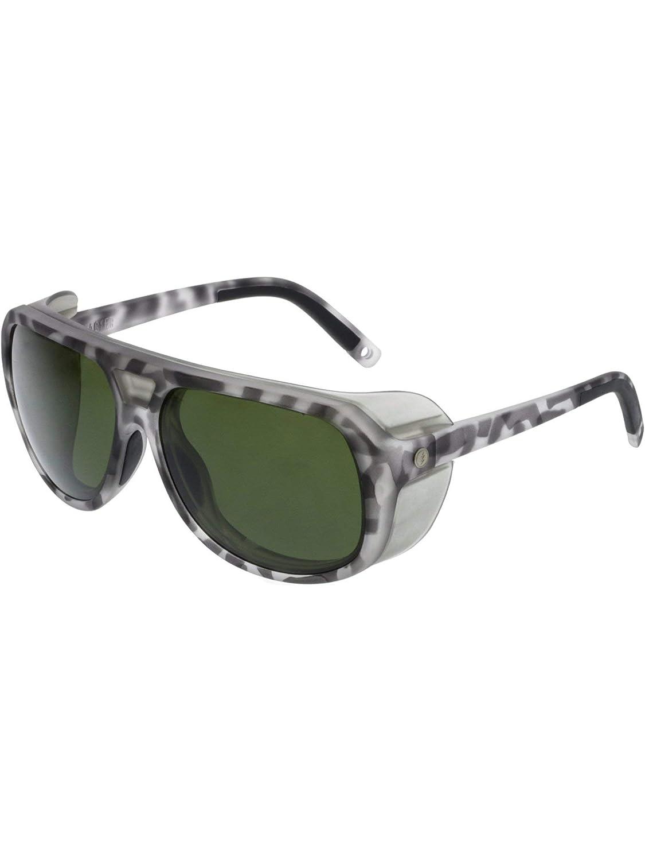 81b1d8ffff Amazon.com  Electric Eyewear Men s Stacker Matte Black Ohm Rose One Size   Clothing